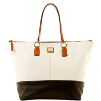 Dooney & Bourke Lambskin O-Ring Shopper