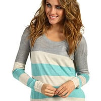 Kensie Mix Media Sweater