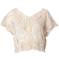 Woodstock Lace T-shirt, F.A.V
