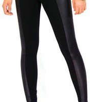Simple line [Leggings,Tights,Bottoms,Pants]