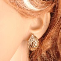 C80 earrings with delicate and fair maiden temperament  from fashionlist