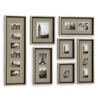 Seven-frame Photo Collage