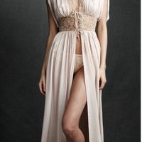 Vanity Table Peignoir in SHOP Attire Underpinnings at BHLDN