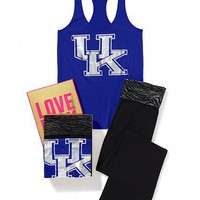 University of Kentucky Tank & Bootcut Yoga Pant Gift Set
