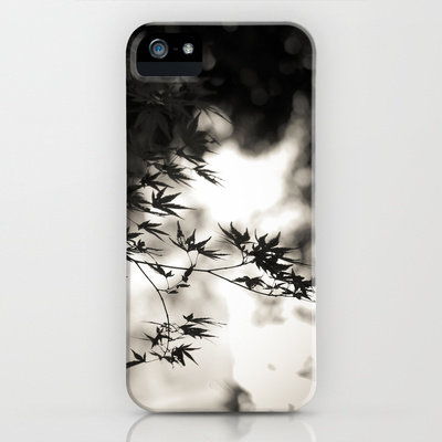 Japanese Maple 02 iPhone Case by noirblanc777 | Society6