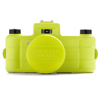 Sprocket Rocket SUPERPOP Camera in Yellow | Mod Retro Vintage Electronics | ModCloth.com
