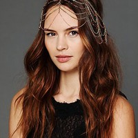 Free People Multi Chain Halo