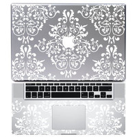 Total skinclassic border. Macbook decal vinyl. Avaliable for Macbook ( pro/air) 13&quot; 15&quot; 17&quot; and ipad