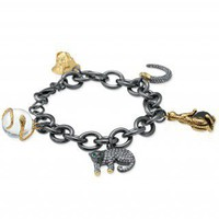 Menagerie Charm Bracelet - October 2011 - Design Studio Private Sale