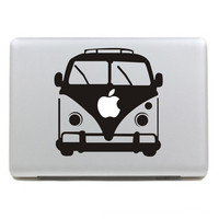 Apple bus 01-Macbook Decal Macbook Decals Macbook Sticker Mac Decals Macbook Pro sticker Macbook air decal