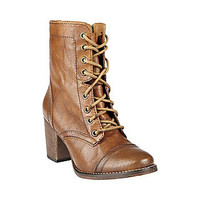 Steve Madden - GRETELL BROWN LEATHER