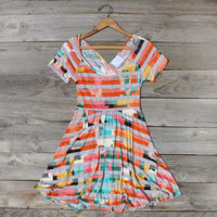 Painted Canyon Dress, Sweet Women's Country Clothing