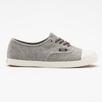 VANS Wool Authentic Lo Pro TC Womens Shoes  203880110 | Sneakers | Tillys.com