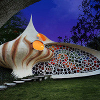 Seashell House | materialicious
