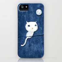 Catbird iPhone Case by Dale Keys | Society6