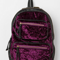 Deux Lux Velvet Abby Backpack