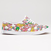 Hello Kitty Authentic Lo Pro Vans