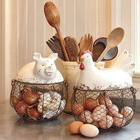 Pig Pen Baskets &amp; Chicken Coop - Gifts for all Occasions - Customer Favorites - Gifts - NapaStyle