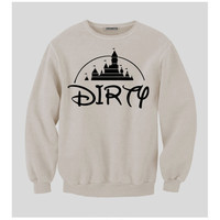Pre-Order Disney Gets Dirty Sweatshirt