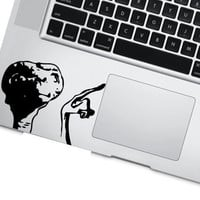 MacBook Apple Mac Decal.