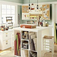 The Daily Telecraft: Craft Room Inspiration