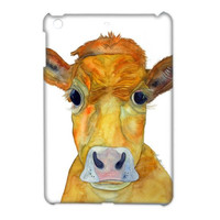 Cow iPad Mini Case, iPad Mini Cover / Wrap Around Design - Aaron