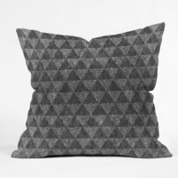 DENY Designs Home Accessories | Nick Nelson Let There Be Night Throw Pillow