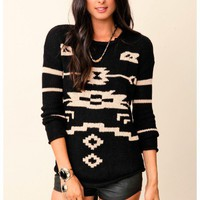 Townsen - Santa Fe Long Sleeve Sweater