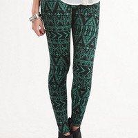 Kirra Sketch Tye Dye Leggings at PacSun.com