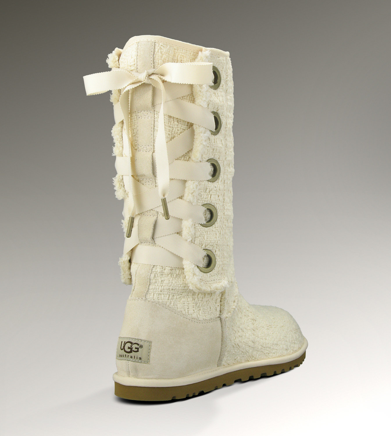 ugg boots with laces womens