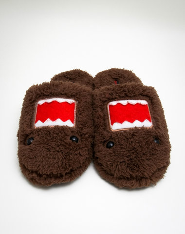 Domo Slippers in Stuff to Wear New
