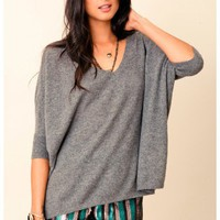 Minnie Rose - Cashmere Pow Wow Sweater