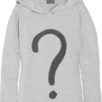 Lot78|Hooded cotton-jersey sweatshirt|NET-A-PORTER.COM