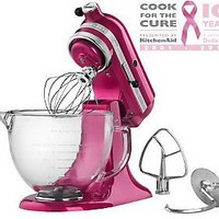 KitchenAid Artisan Design Collection 5qt 325 Watt Stand Mixer — QVC.com