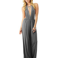 Convertible Top Jumpsuit | Sexy Clothes Womens Sexy Dresses Sexy Clubwear Sexy Swimwear | Flirt Catalog