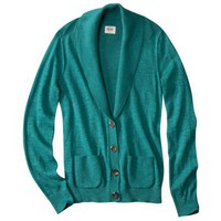 Mossimo Supply Co. Juniors Shawl Collar Cardigan - Assorted Colors