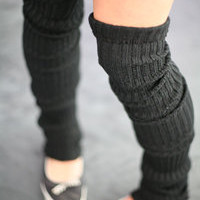 Socks  Socks  Super Long Ribbed Leg Warmers  Sock Dreams