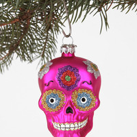 Skull Ornament