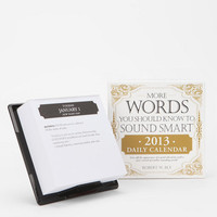 More Words To Make You Sound Smart Calendar By Robert W. Bly
