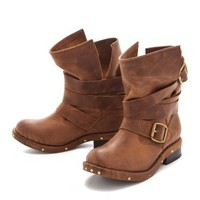 Jeffrey Campbell Brit Wrap Strap Booties | SHOPBOP