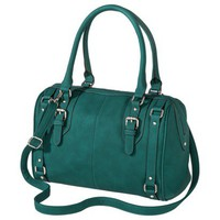 Merona® Solid Satchel - Green