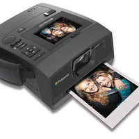 Digital Camera with Built in Photo Printer  @ Sharper Image