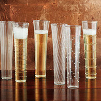 Venetian-Style Champagne Flutes - NapaStyle