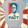 DWIGHT SCHRUTE Fact The Office Toddler TShirt by LittlePatriot