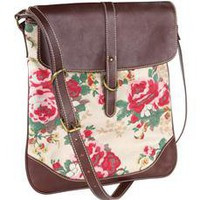 Cath Kidston - Country Rose Messenger Bag