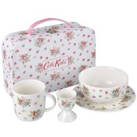 Cath Kidston - Rose Bed Breakfast Set