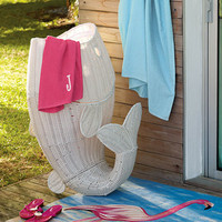 Fish Out of Water Hamper - Frontgate