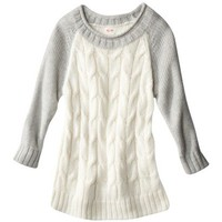 Mossimo Supply Co. Juniors Raglan ColorBlock Sweater - Assorted Colors