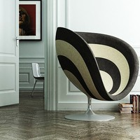 Rosa Armchair by Studio KMJ