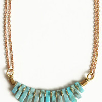 Graces Necklace By Vanessa Mooney - $84.00: ThreadSence, Women's Indie & Bohemian Clothing, Dresses, & Accessories
